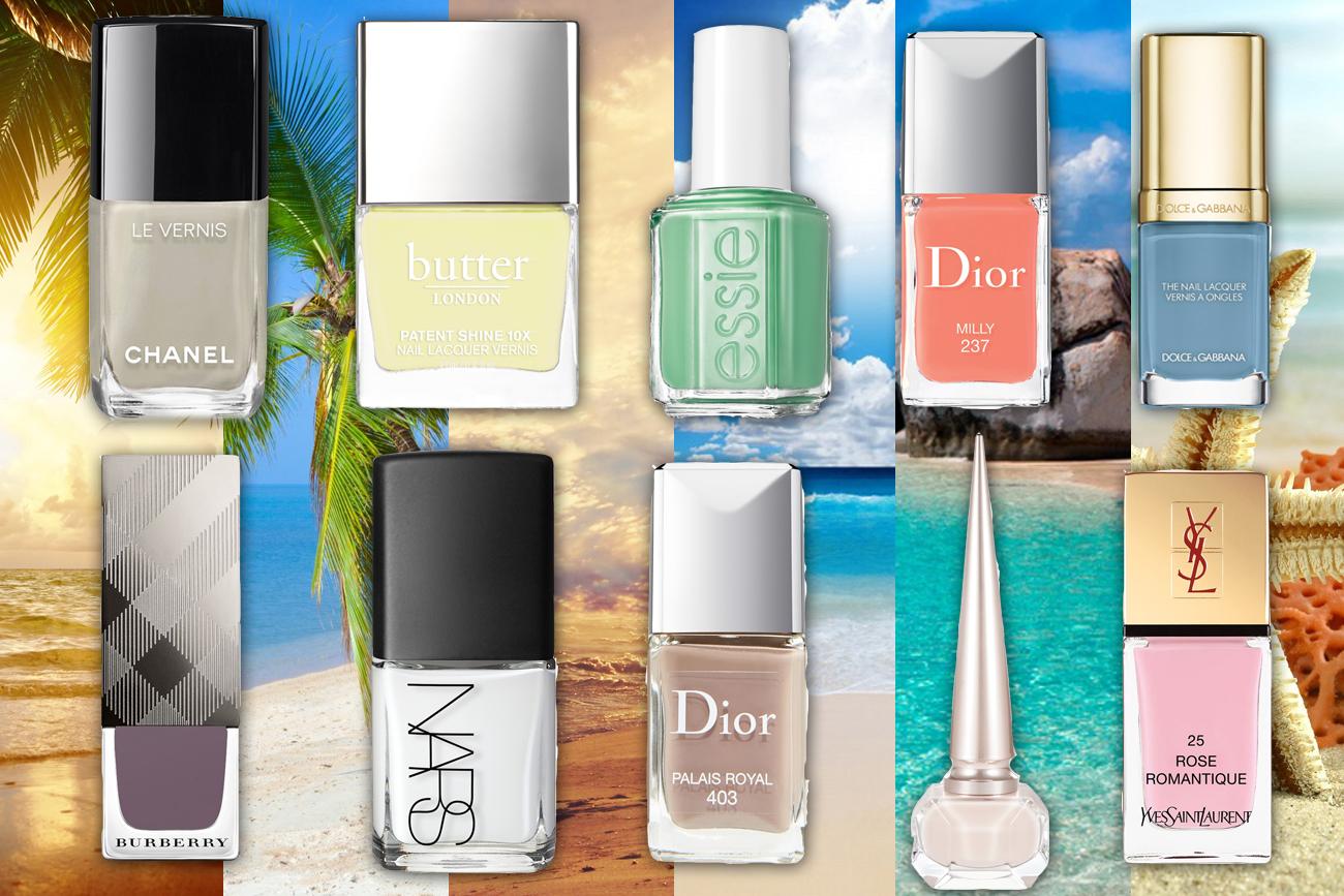Best summer nail polish - perfect summer, nail polish canada